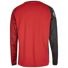 Protective Live & Loud Jersey manga larga Hombre, dark red